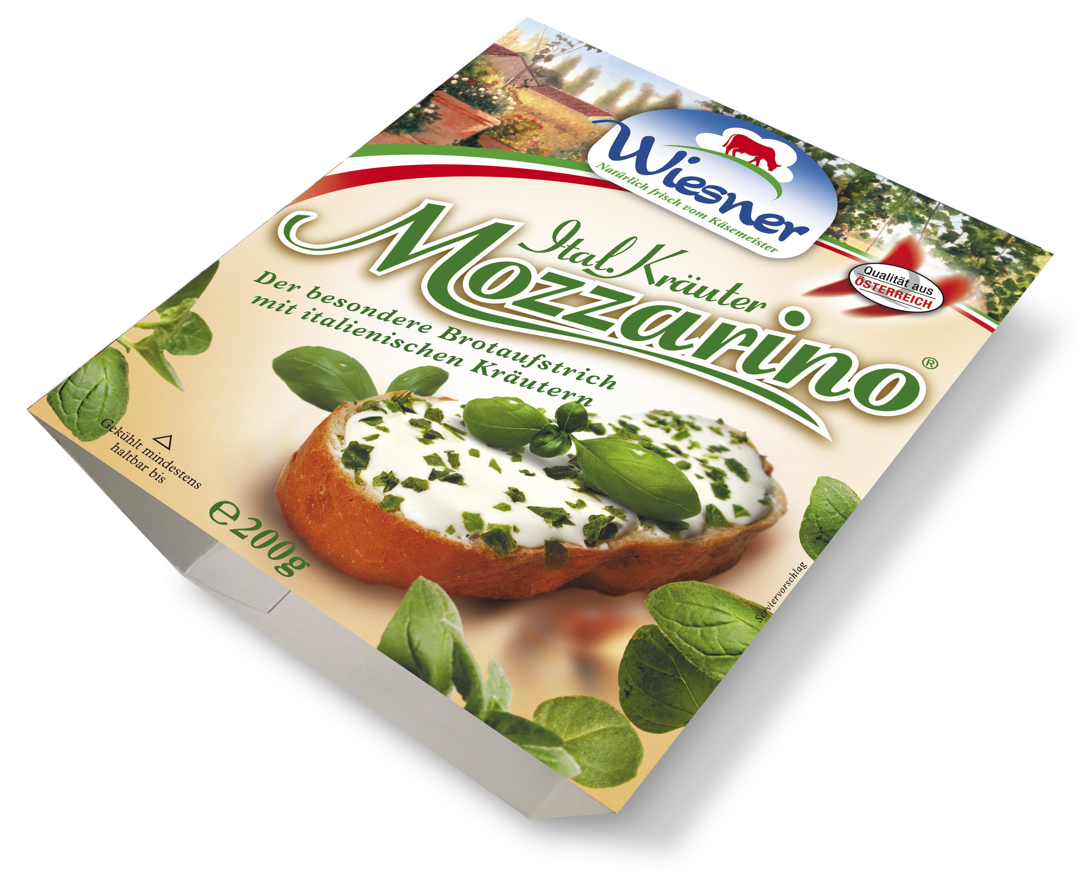 Mozzarino Italienische Kräuter