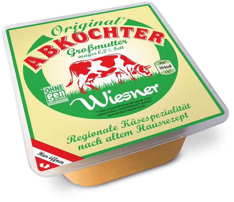 Original Abkochter Großmutter mager 0,2% Fett